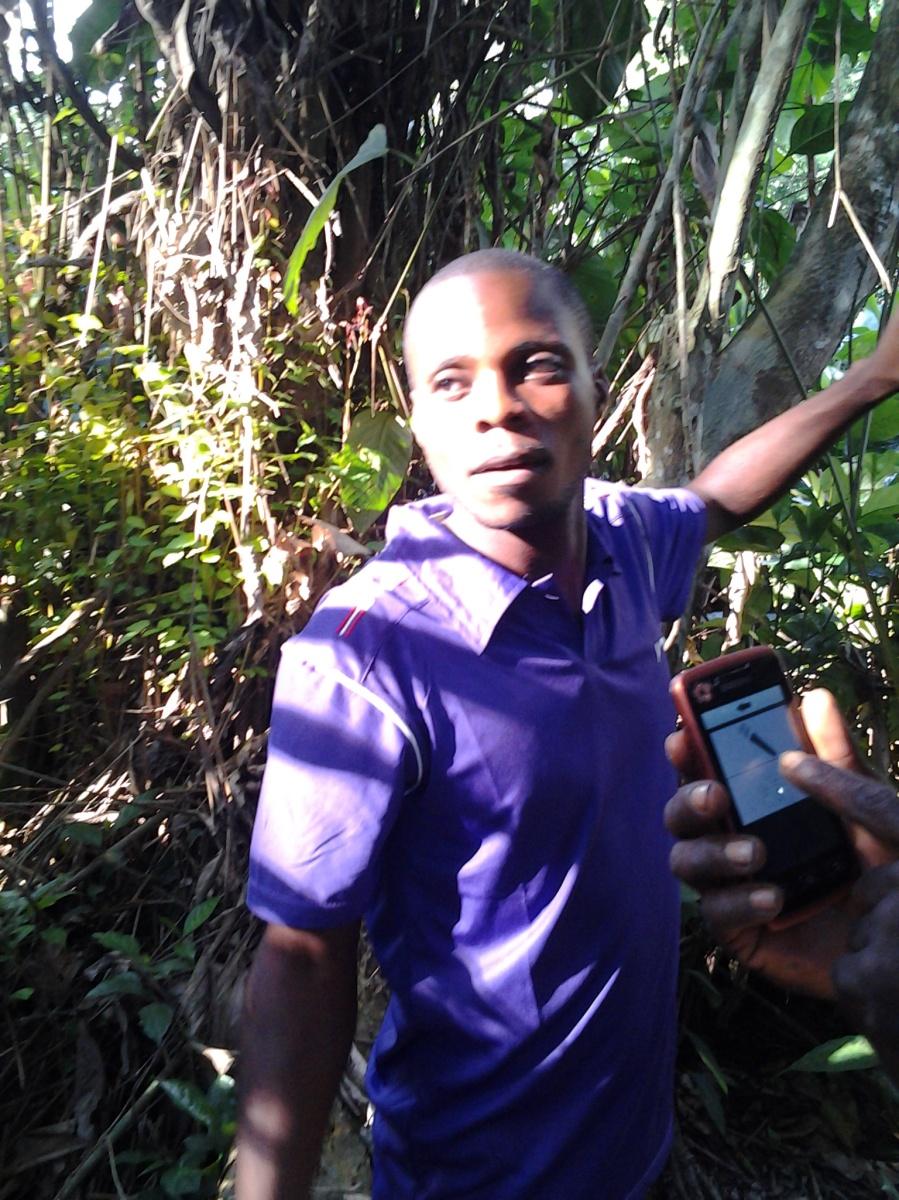 Anti-Poaching Application