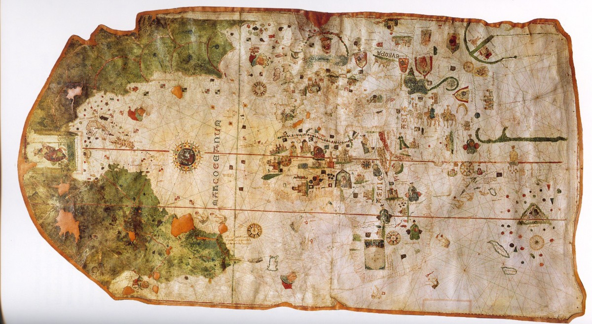 Reuniting people and maps: Participative Mapping 2017 at Cal Poly